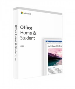 Microsoft Office Home & Student 2019 PL Box Win/Mac 32/64bit