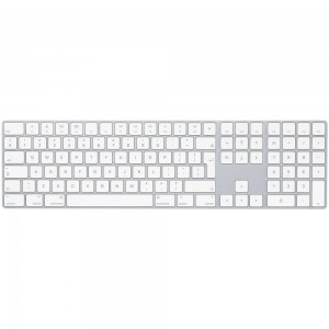 Apple Magic Keyboard z polem numerycznym
