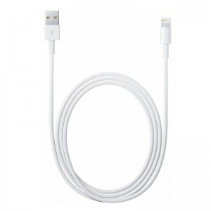 Apple Lightning - USB (2 metry)
