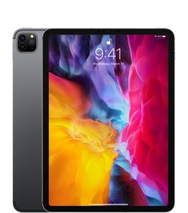 Apple iPad Pro 11'' 256GB Wi-Fi + Cellular (gwiezdna szarość)