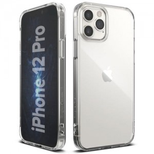 Ringke Fusion etui iPhone 12/12 PRO (Clear)