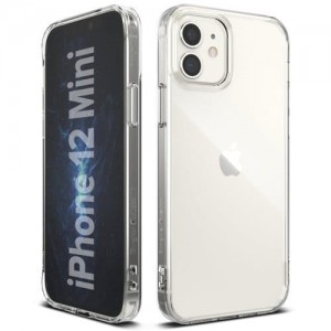 Ringke Fusion etui iPhone 12 MINI (Clear)