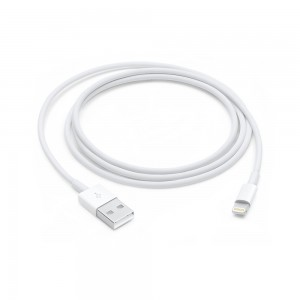 Apple Lightning - USB (1 metr) OEM