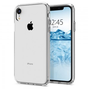 SPIGEN LIQUID CRYSTAL IPHONE XR CRYSTAL CLEAR