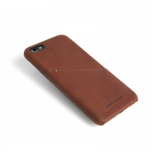 DECODED LEATHER  BACK COVER IPHONE 7 / 6S (SAHARA)