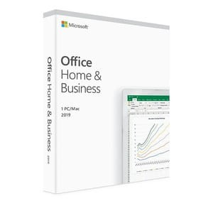 Microsoft Office Home & Business 2019 PL Box Win/Mac 32/64bit