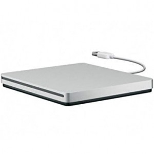 Apple USB SuperDrive - napęd DVD